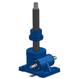 HK(JRSS)蜗轮丝杆升降机